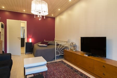 Lovely apt near river and centre - Wohnung