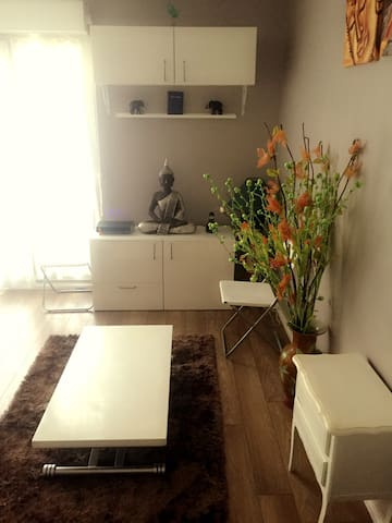 Sweet home 5 min La Defense - Suresnes - Wohnung