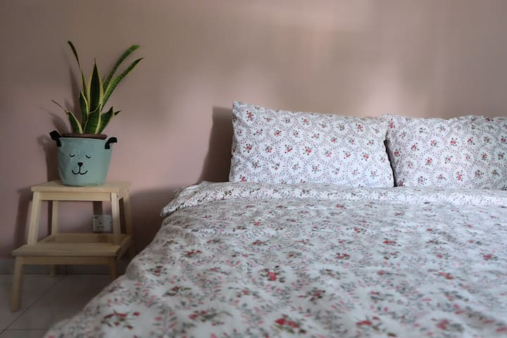 [Er Lou]Welcoming & Cozy Apt Room-1 - Puchong - Appartamento