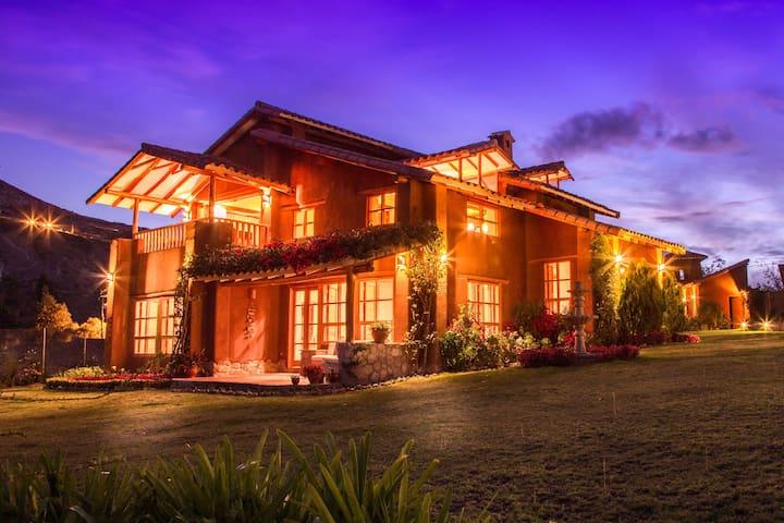 Luxury Villa Kampu – Urubamba / Sacred Valley