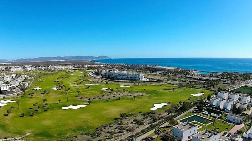 PENTHOUSE NEXT TO NATURAL PARK CABO GATA-Almeria