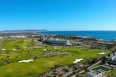 Penthouse next to Natural Park Cabo de Gata (WIFI)