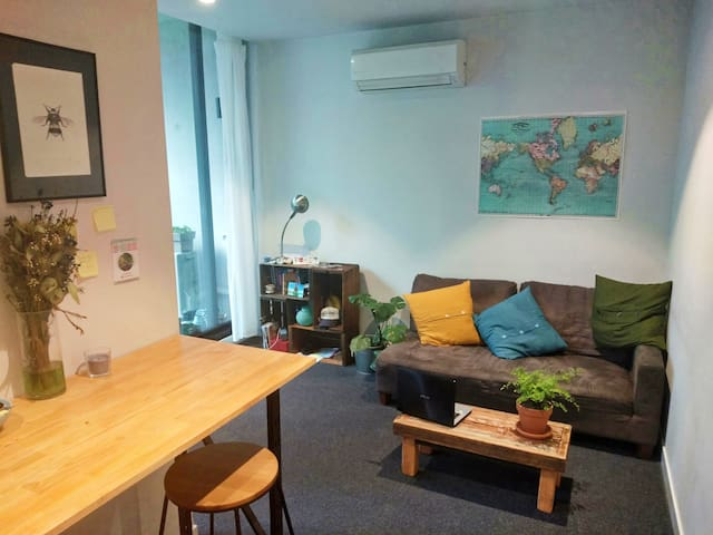 One bedroom apartment in Collingwood Melbourne