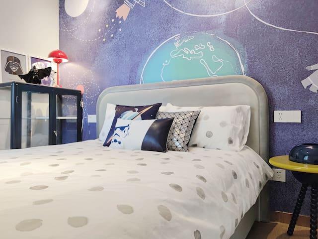 星球大战主题卧室