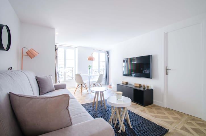 Luxury apartment ll - Marais area