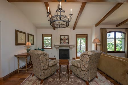 Luxury Guest House - 聖達菲牧場(Rancho Santa Fe)
