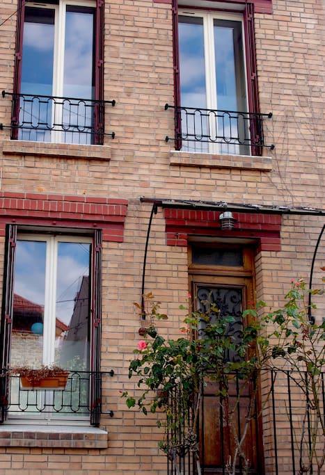 Maison avec jardin à côté de Paris  Houses for Rent in  ~ Maison De Retraite A Rosny Sous Bois