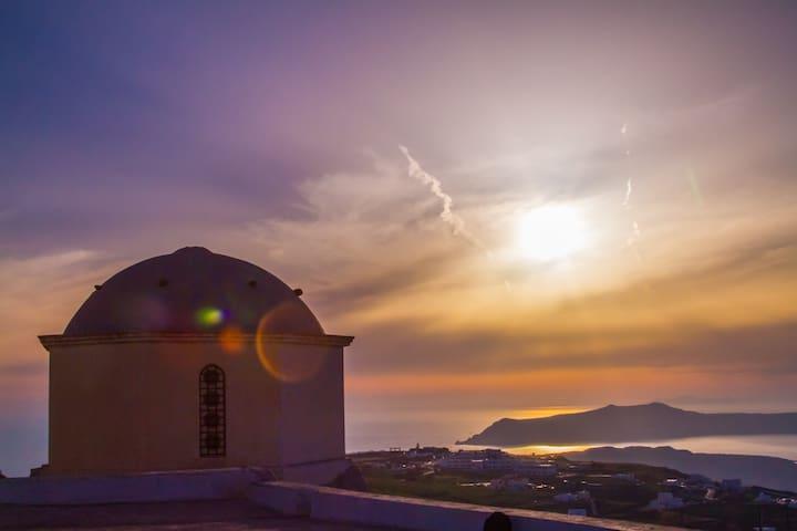 Azalea Houses - Skyline Villa - Pyrgos Kallistis