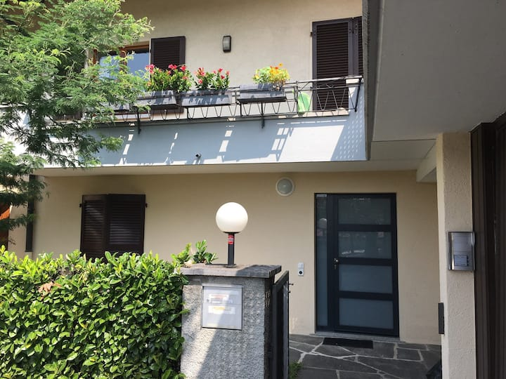 Lamone appartamentino nel verde A 5 min da Lugano