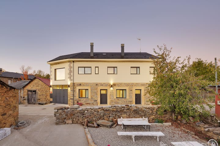 Casa la Devesa de Sanabria 2 PORTO
