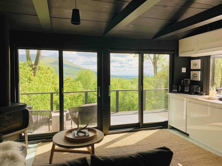 Zink Cabin - mountain views and modern comforts