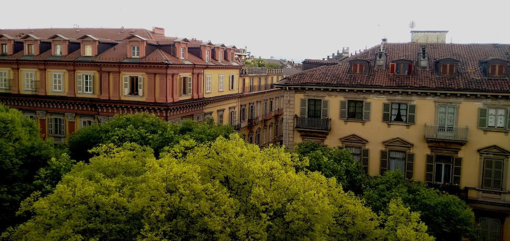 Casa San Martino: in centro a Porta Susa