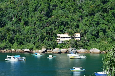 Vila Pedra Mar - アングラ ドス レイス - 別荘