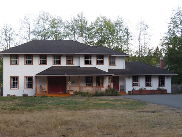 Family Home on acreage in Qualicum Beach - Qualicum Beach - Σπίτι