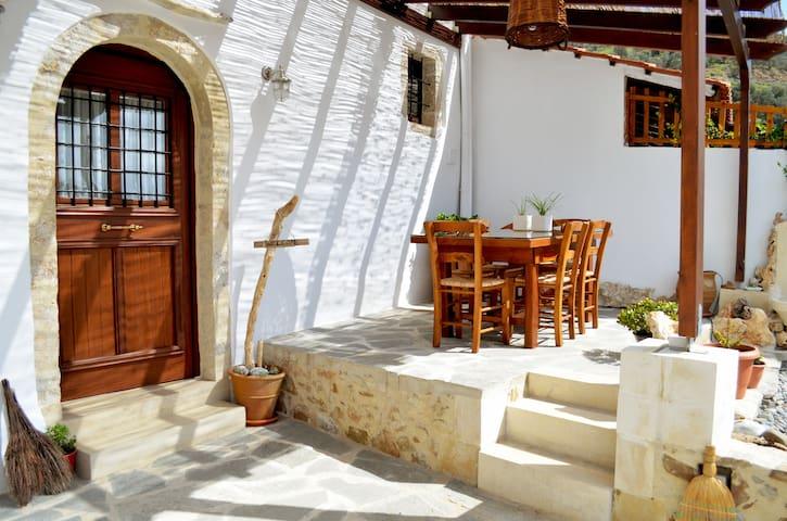 19th century villa cosmakis - Rethymno - Vila