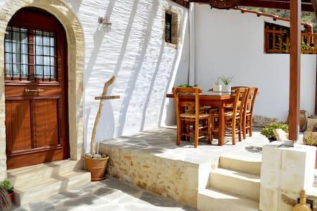 19th century villa cosmakis - Rethymno