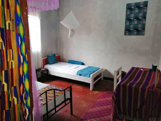 ZAFFE House - Entugga Room