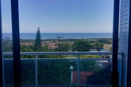 2 Beds Ocean View - Macaé