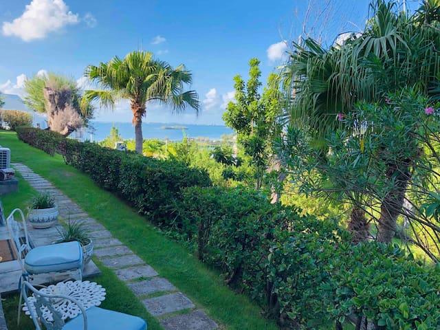 PANATOLA STUDIO- Breathtaking Views-Close to beach