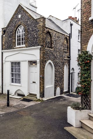 Grace Cottage, Grade II Listed, Seaside Retreat. - Ramsgate - Rumah