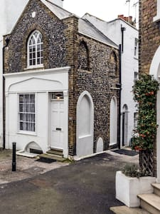 Grace Cottage, Grade II Listed, Seaside Retreat. - Ramsgate - Casa