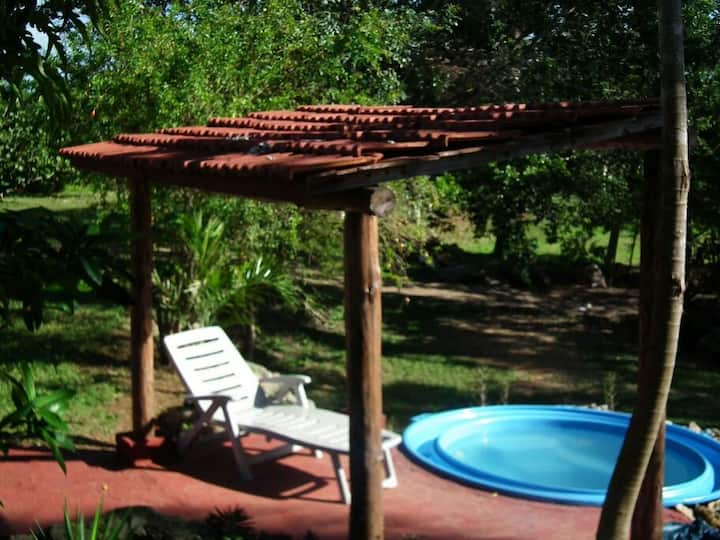Finca de Sol, Varadero, with jacuzzi. Room 2