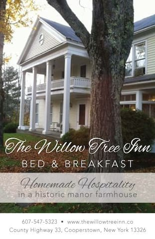 Farmhouse B&B with Homemade Hospitality - Cooperstown - Bed & Breakfast