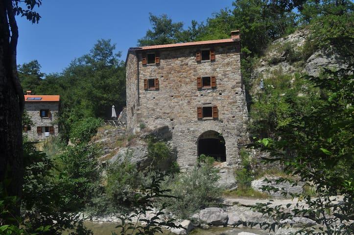 Il Mulino, Rofelle - Badia Tedalda - House