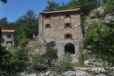 Il Mulino, Rofelle - Badia Tedalda