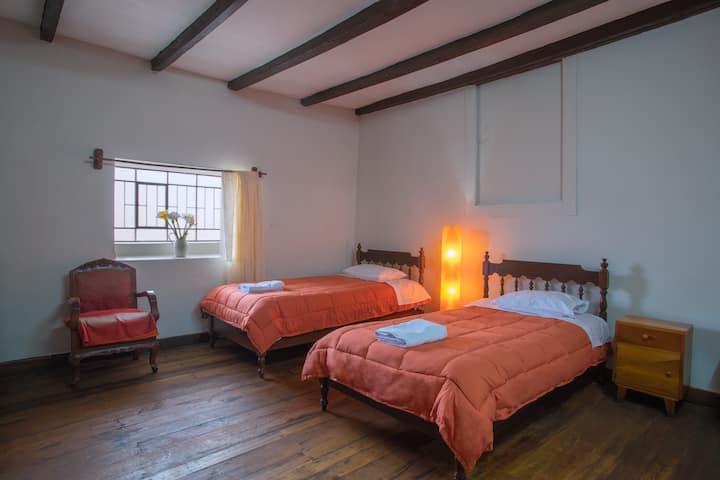 Acogedora habitación en  la ciudad de Chachapoyas