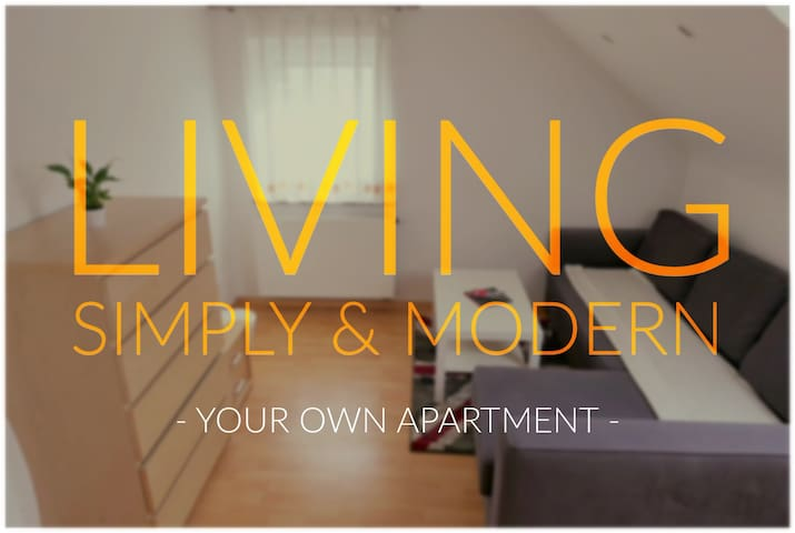 Simple & Modern Living | only 2 min. to Subway U6