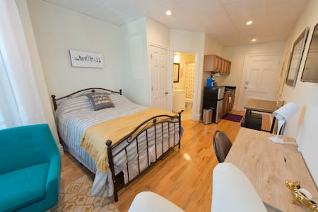 New Stylish Studio Overlooking Newbury Street! - Boston