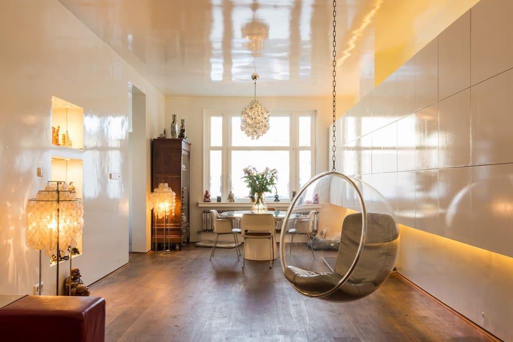 Luxury room 4p big nice garden near rai centre - Chambre d hote barcelone centre ...