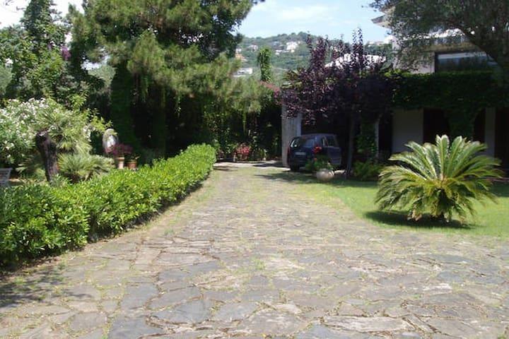Appartamento in Villa con portico - Sapri - Apartemen