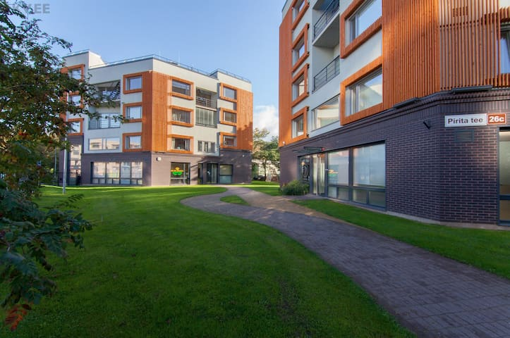 Pirita Park Apartment