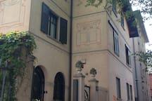 Suite Home Milano FIERA - overview of the villa