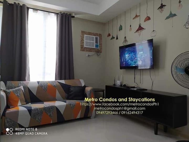 Fully-furnished 31 sqm 1 bedroom condo unit