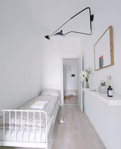 Room 4-太古里春熙路兰桂坊/mini单人间带独立卫生间/方便舒适