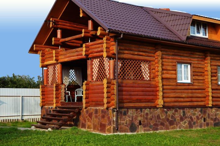 Гостевой дом с баней - Bolshiye Dvory