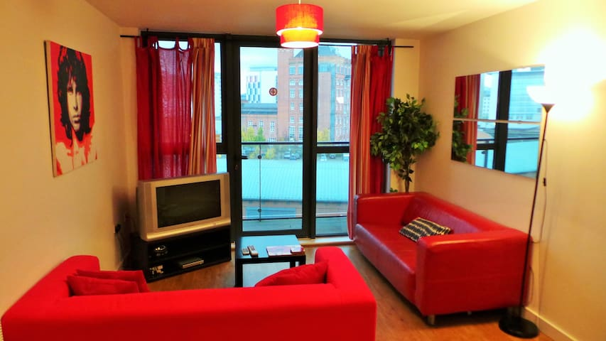 Piccadilly Apartment - Manchester - Appartement