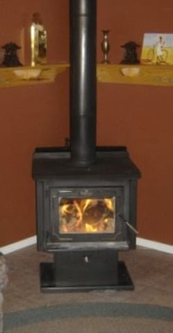 Osburn Fireplace