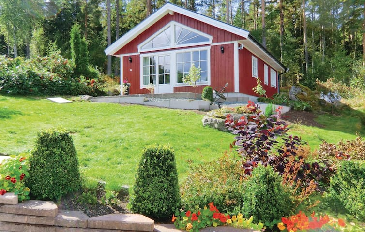 Holiday cottage with 2 bedrooms on 68 m² in Vetlanda