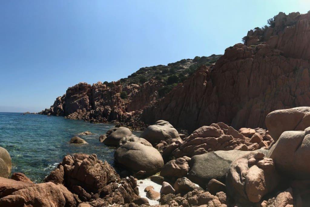 ...in Costa Paradiso...