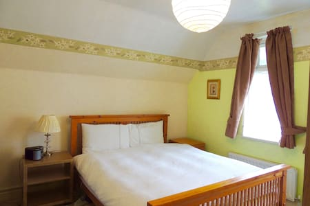 Spacious comfortable double room - House
