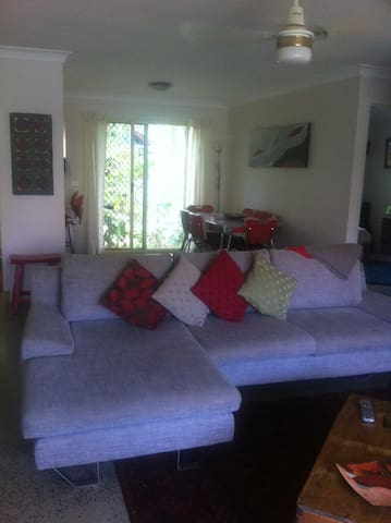 Perfect location for Blues Festival - Mullumbimby - Apartament