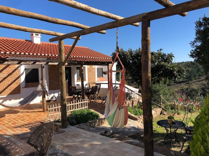 CASA DA HORTA - SW Alentejo - Farm house