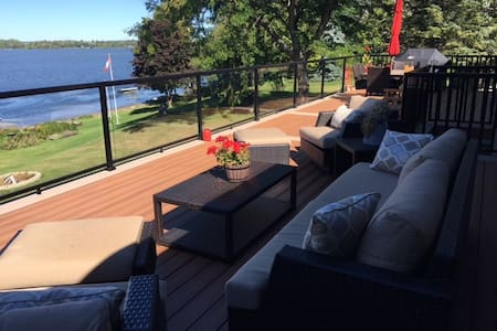 Executive Waterfront Home - Port Perry