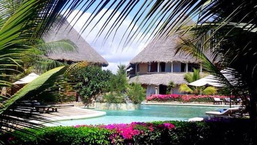 Apt Tembo Court Ocean Beach Resort - Malindi - Huoneisto