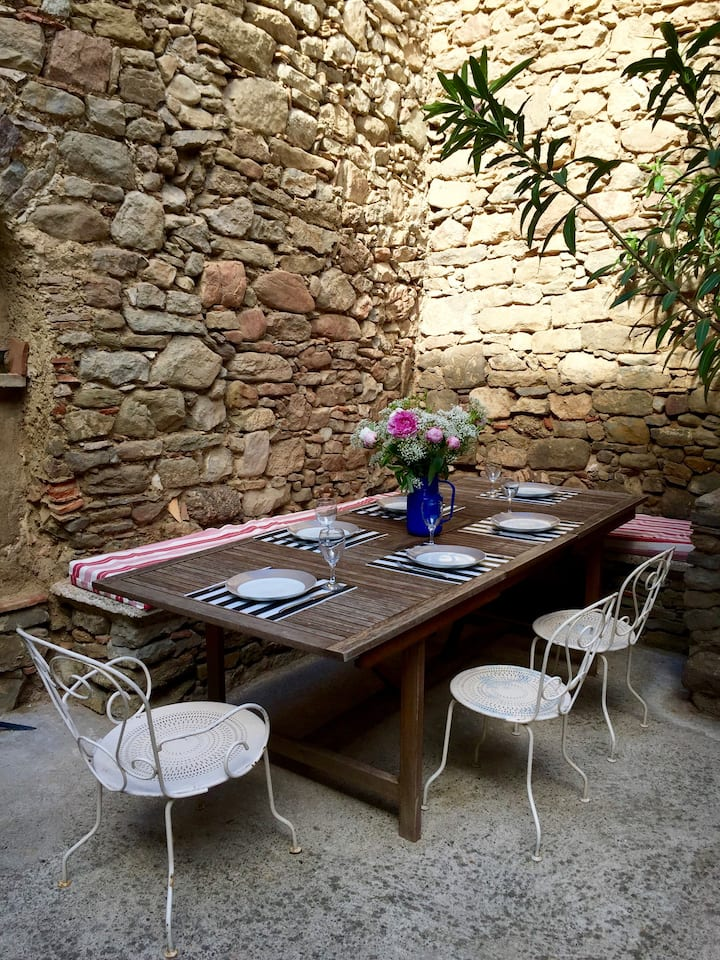 South of France: country house