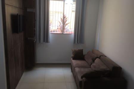 Apartamento em Belo Horizonte perto do Expominas
